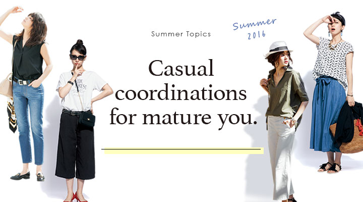 Causal coordinations for mature you.