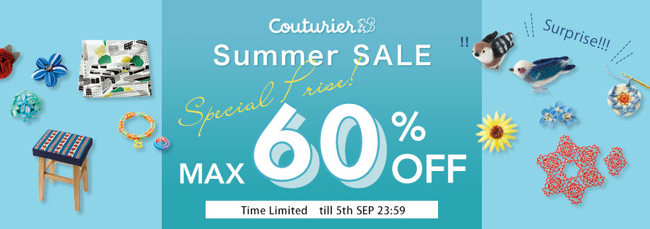 Couturier MAX 60% OFF