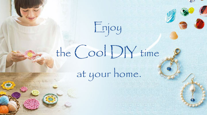 Enjoy the cool DIY time at your home