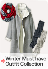 Warmth from the Heart Winter Must have Outfit Collection