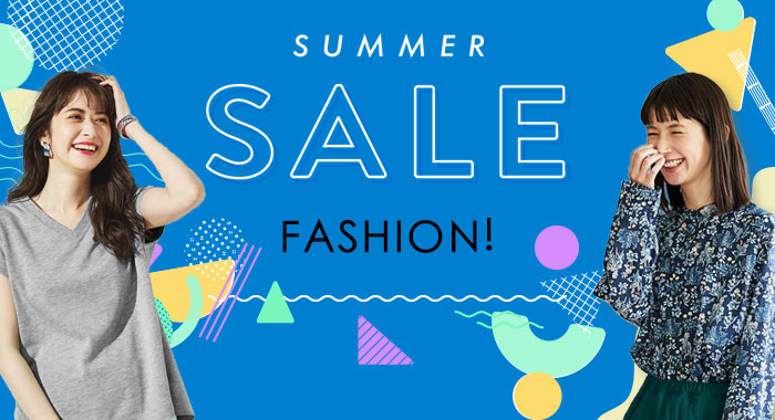 Summer sale max 50% OFF
