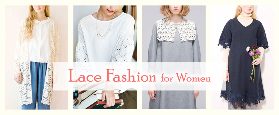 Lace Fashion For Women